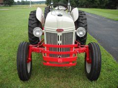 Ford 8N with Flathead Conversion 01