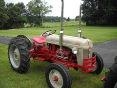 Ford 8N with Flathead Conversion 02