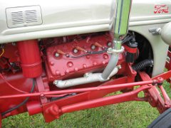 Ford 8N with Flathead Conversion 04