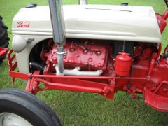 Ford 8N with Flathead Conversion 07